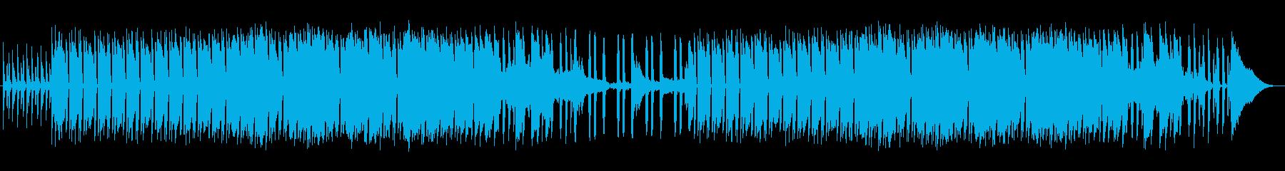 ビブラフォンのメロディが印象的なバラードの再生済みの波形