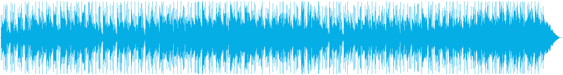 のどかな公園、テクテク散歩のイメージですの再生済みの波形
