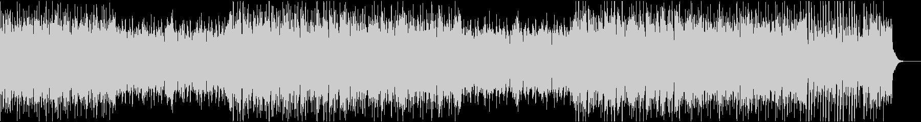 ダーク琴エレクトロ/静かめの未再生の波形