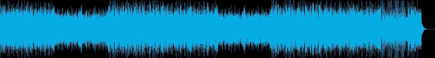 ダーク琴エレクトロ/静かめの再生済みの波形