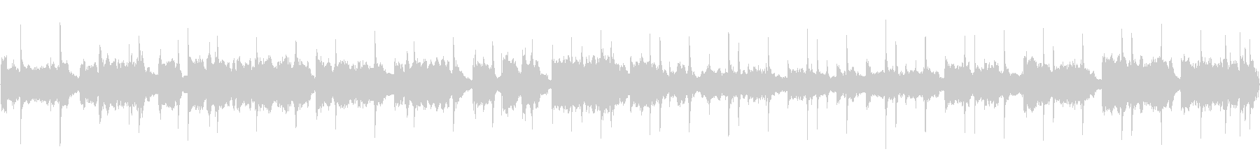 【30秒サビループ】ケルト風ウクレレ曲の未再生の波形