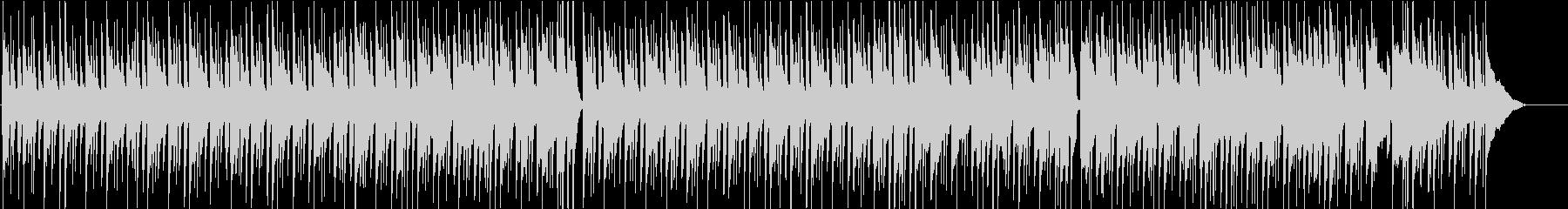 ほのぼの日常系リコーダーソングの未再生の波形