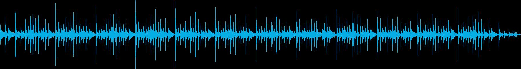 ストリートミュージシャン:EXT:...の再生済みの波形