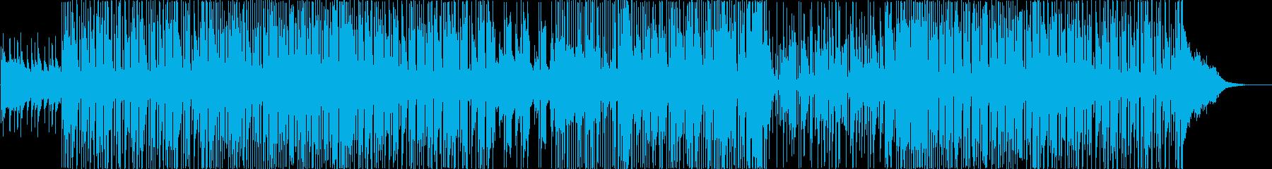 和楽器をポップス風アレンジにしました。の再生済みの波形