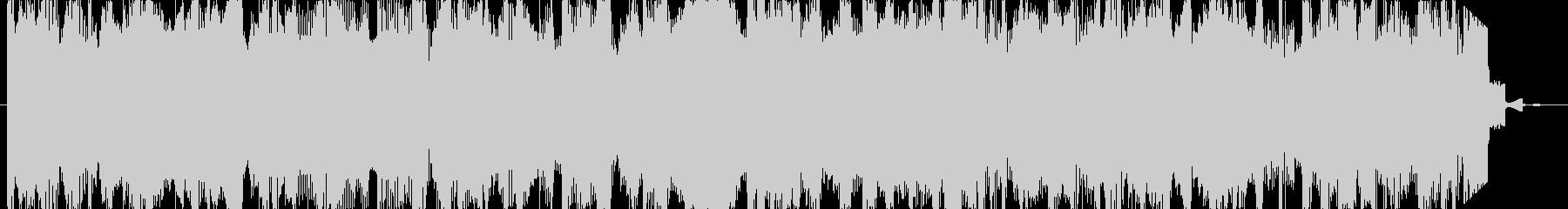ジングル - エレクトロニカの未再生の波形