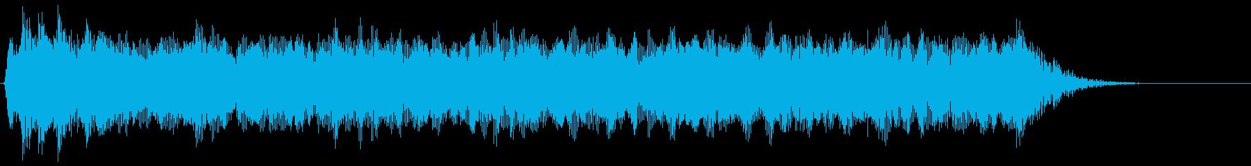 覚醒・起動「ブーン」#6の再生済みの波形