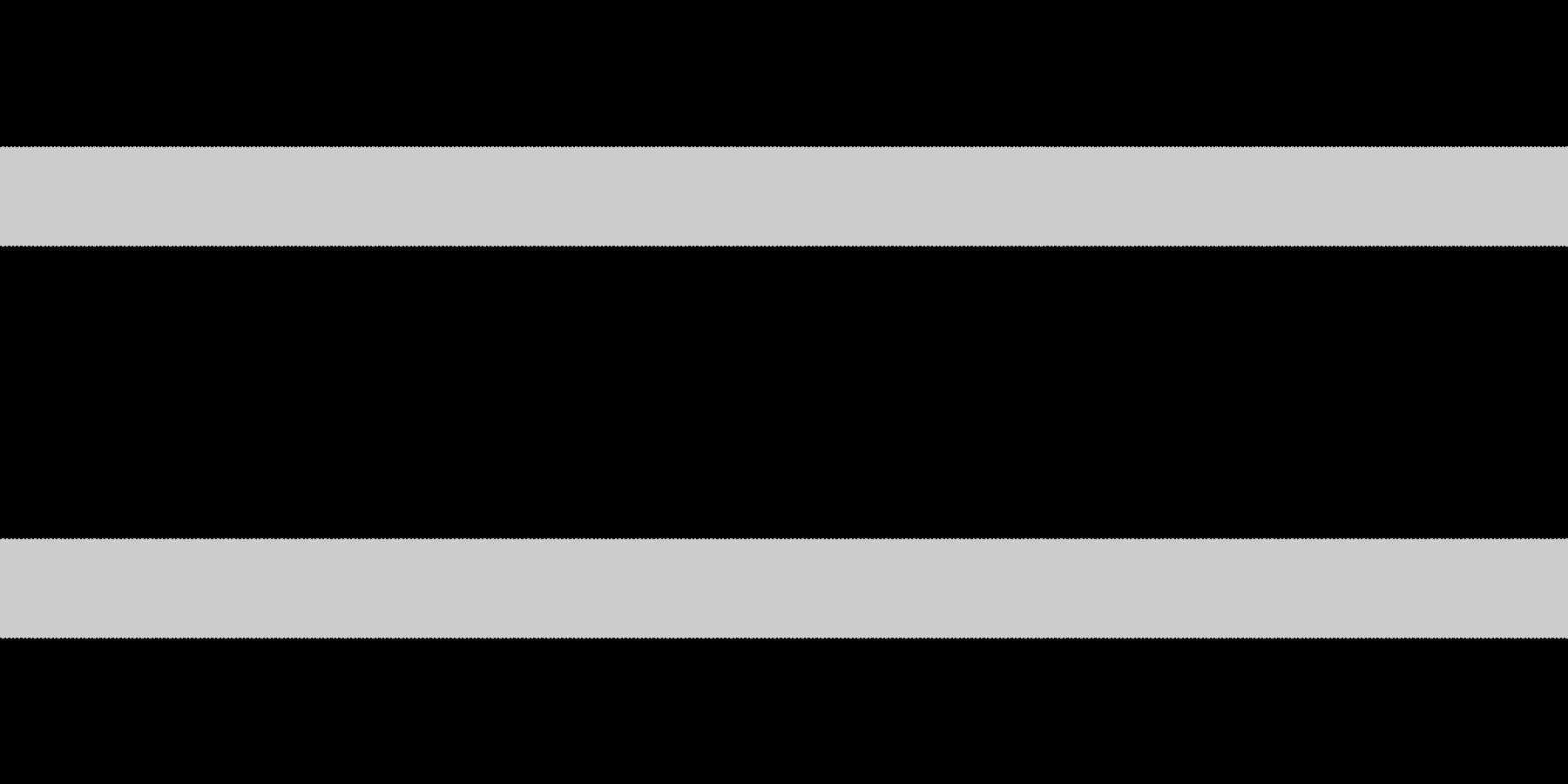 ピー:放送禁止音の未再生の波形
