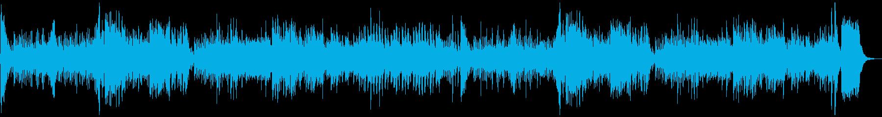 生演奏クラシック、ヨハンシュトラウスの再生済みの波形