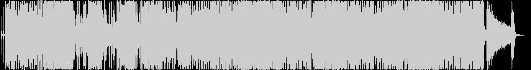 カワイイエレチップポップスの未再生の波形