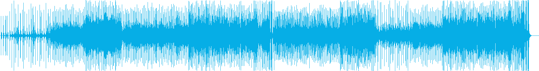 エスニックとフォークの再生済みの波形