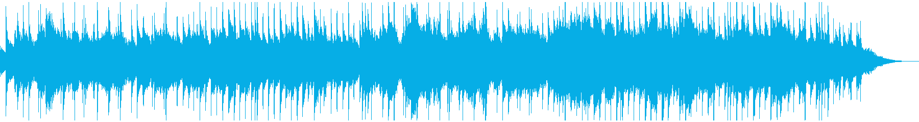 蛍の光 ジャジーなオーケストラアレンジの再生済みの波形