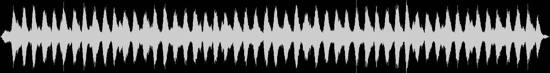 5分間の波音・海・浜辺・海風の未再生の波形