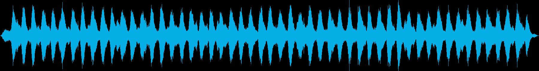 5分間の波音・海・浜辺・海風の再生済みの波形