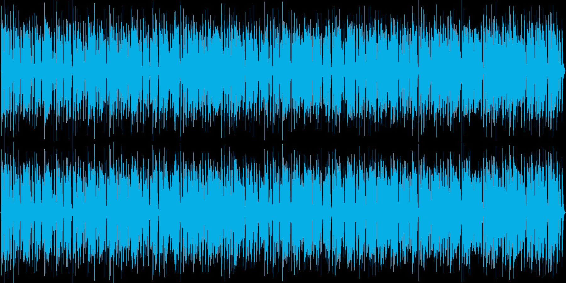 アコギだけで奏でるハッピーラグタイムの再生済みの波形