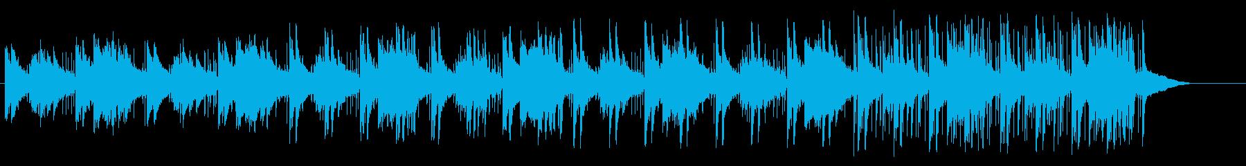 サスペンス風マイナー・ドキュメントの再生済みの波形