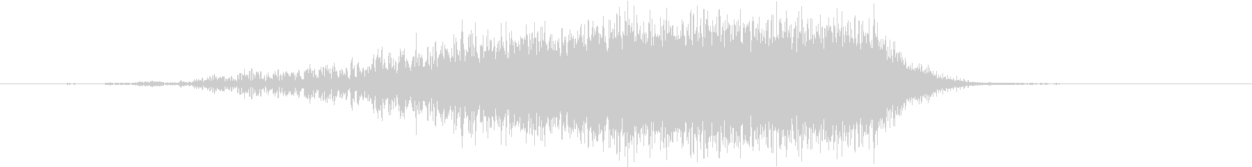 トランジション プロモーションパッド66の未再生の波形