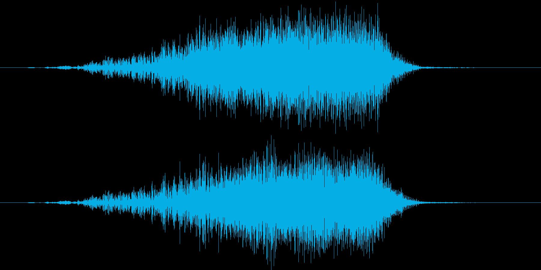 トランジション プロモーションパッド66の再生済みの波形