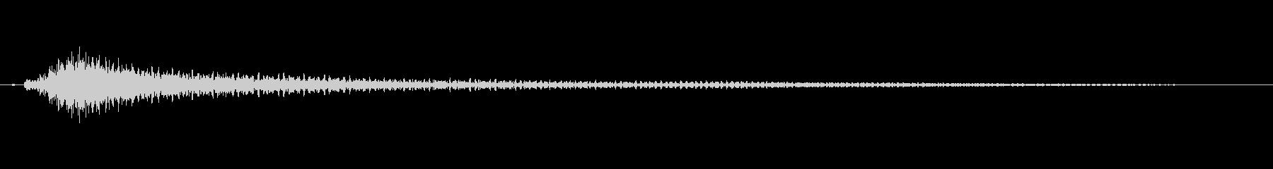 エレキギター(ジャラーン↑マイナー)の未再生の波形