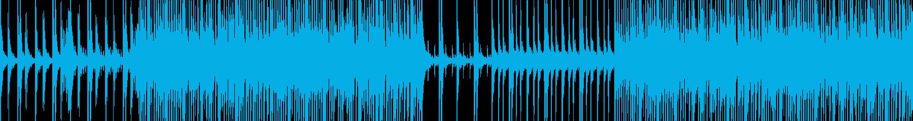 生三味線と和太鼓 和風を伝える 純和風の再生済みの波形