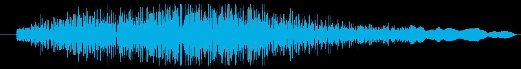 FI スペースシップ フライバイロ...の再生済みの波形