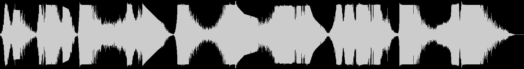 メタルヒット、メタリックスウィッシ...の未再生の波形