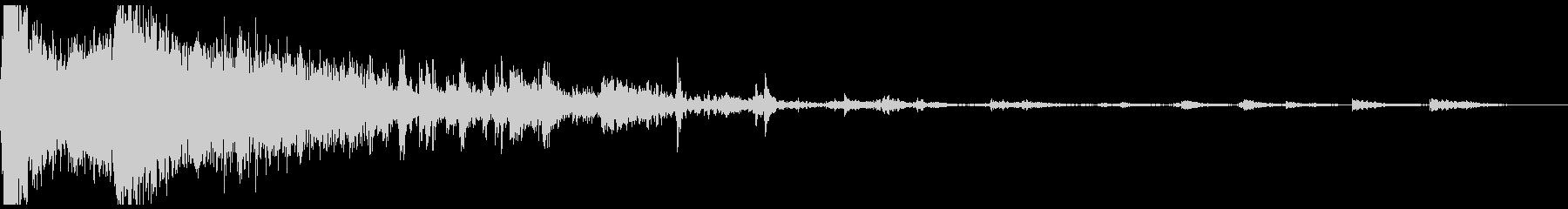 ジャンクパイルクラッシュ、デブリス...の未再生の波形