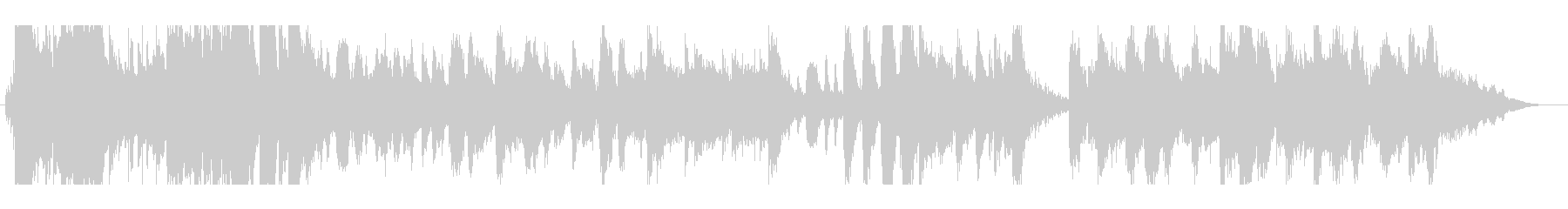 ビッグディズニータイプのオーケスト...の未再生の波形