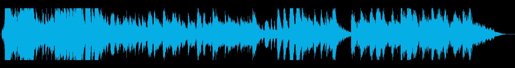 ビッグディズニータイプのオーケスト...の再生済みの波形
