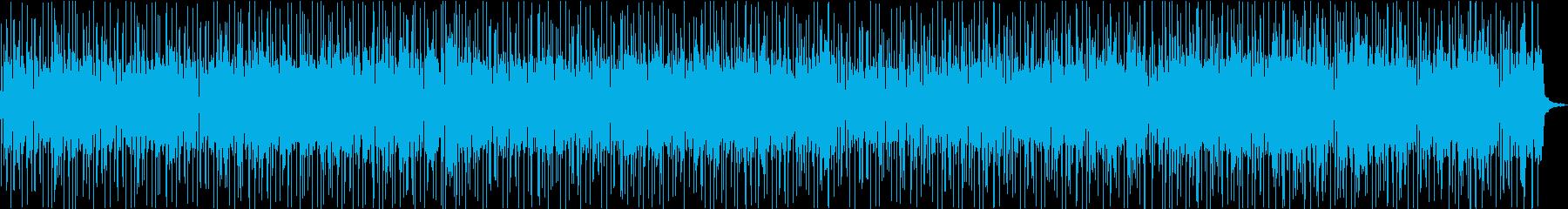 オルガン・アシッドジャズ・軽快・おしゃれの再生済みの波形