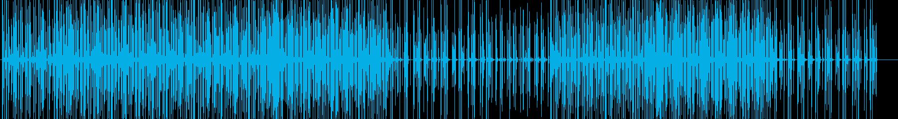 かわいくてお洒落サンプリング♪エレクトロの再生済みの波形