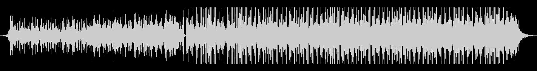 アラビア音楽の未再生の波形