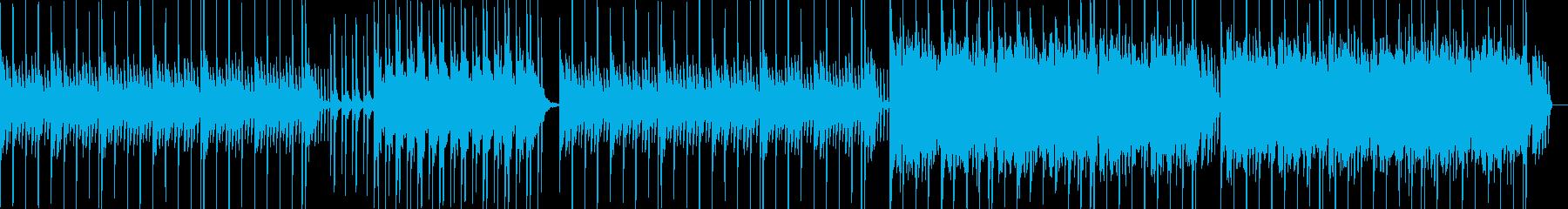 孤独をイメージした曲ですの再生済みの波形