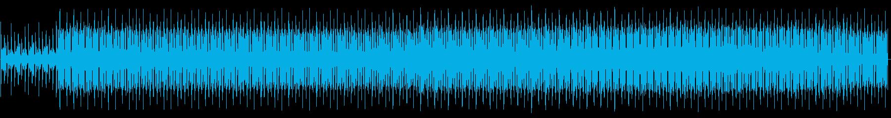 プログレッシブ。ニューダンス。の再生済みの波形