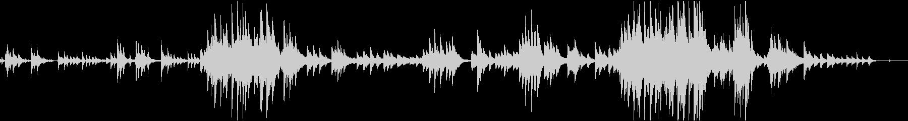 サラサラ ジャズ 現代的 交響曲 ...の未再生の波形