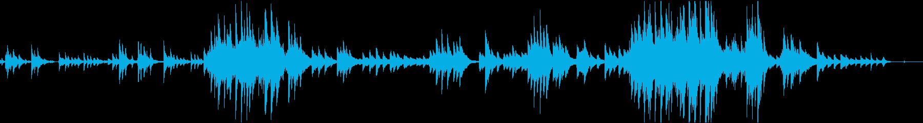 サラサラ ジャズ 現代的 交響曲 ...の再生済みの波形