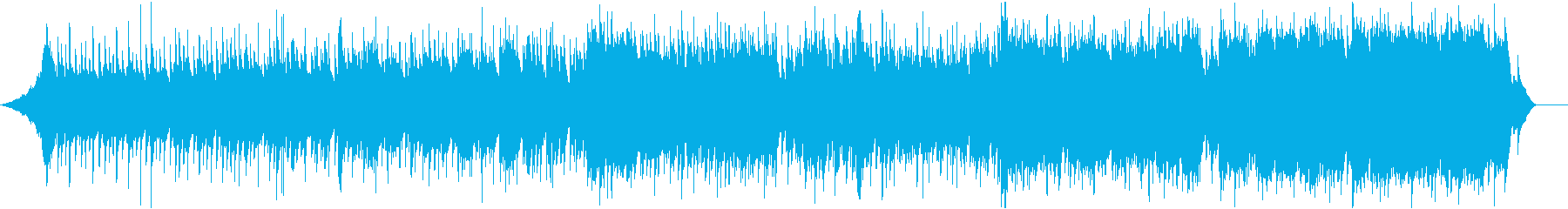幻想的なアルペジオが美しいインストの再生済みの波形