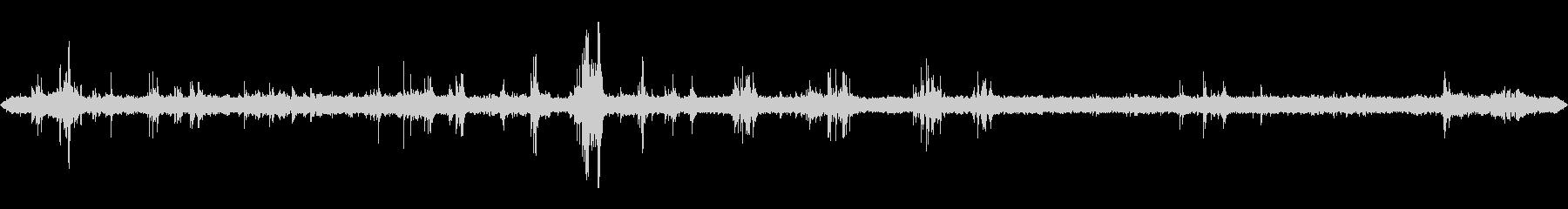[ASMR] 風鈴とカエル_04の未再生の波形