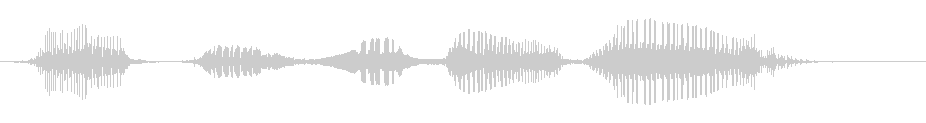 """6-year-old girl """"First Sunrise""""-01's unreproduced waveform"""