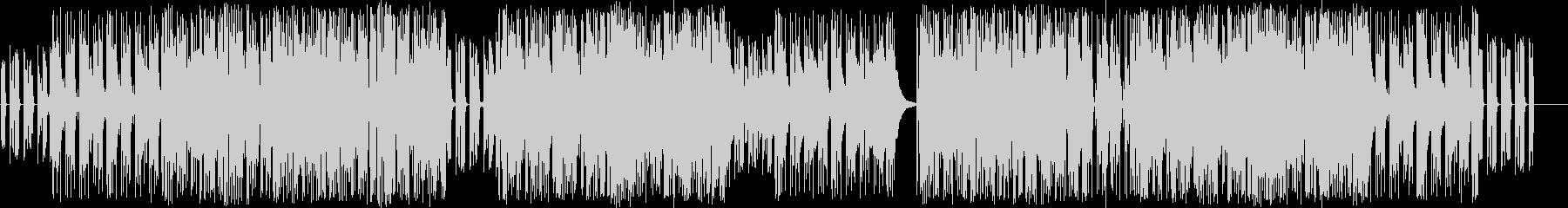 アコギが織り成すメロウRAP TUNEの未再生の波形