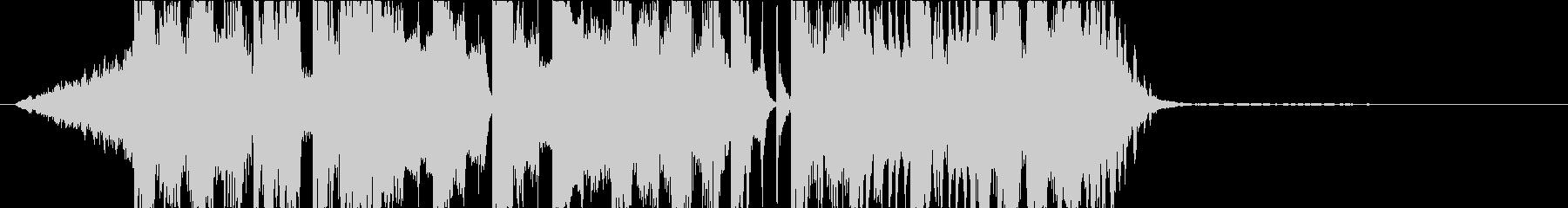 DUBSTEP クール ジングル159の未再生の波形
