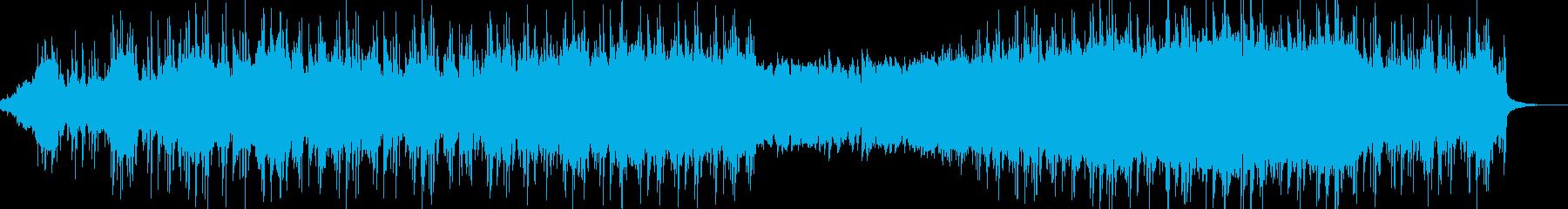 アンビエント・ジャパンの再生済みの波形