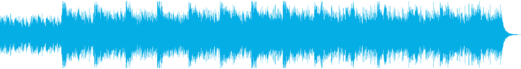 シリアスシーン・薄暗いダンジョン・幻想的の再生済みの波形