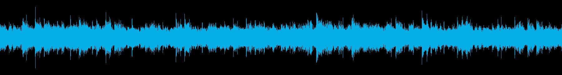 【ループ再生】ヒーリング・幻想的の再生済みの波形