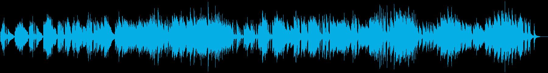 和風・わらべ唄・里山 懐しいピアノソロの再生済みの波形