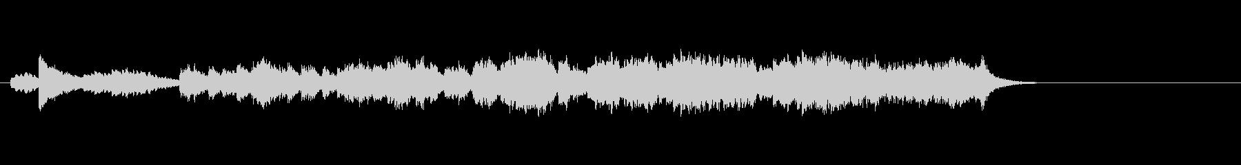 テーマ19:ピアノの未再生の波形