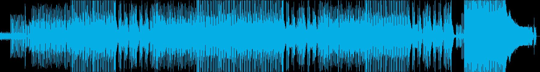 DA CHASEの再生済みの波形