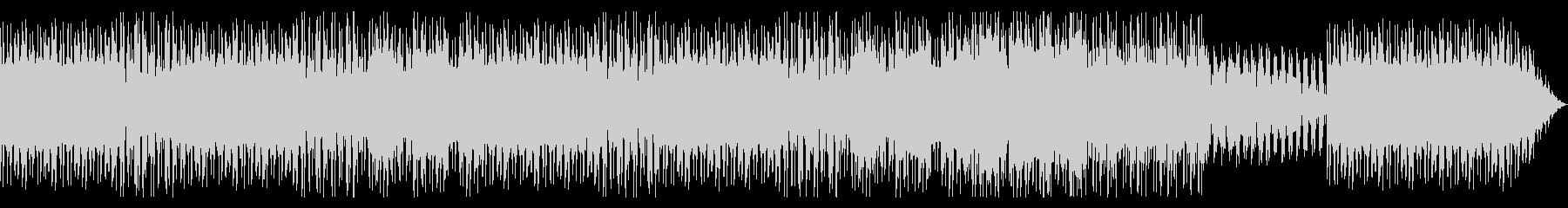 ドラムンベース+ピアノ 緊張高めのバトルの未再生の波形