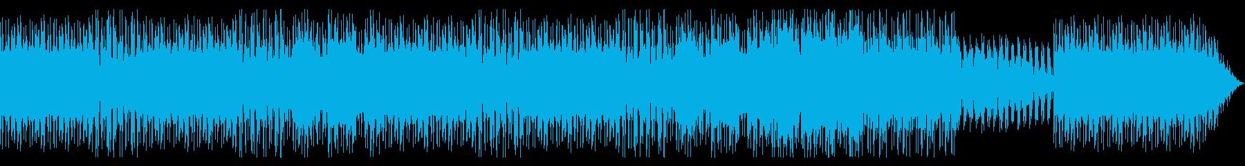 ドラムンベース+ピアノ 緊張高めのバトルの再生済みの波形