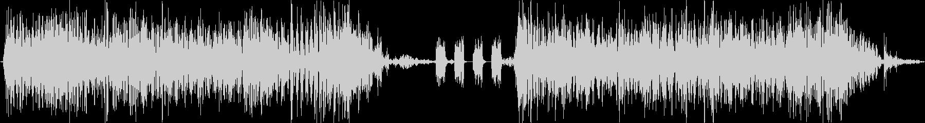 サウンドロゴ_インパクト血気盛BASSの未再生の波形