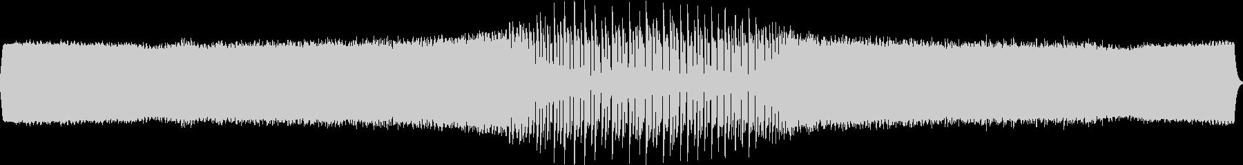 アナログFX 2の未再生の波形